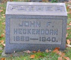 John Frederick Heckendorn