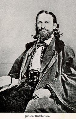 Adoniram Judson Joseph Hutchinson