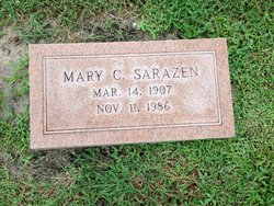 Mary C. <I>Henry</I> Sarazen