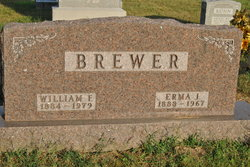 Erma I <I>Kuhn</I> Brewer