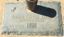 "Jordon Fulton ""Jack"" Aylor"