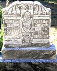 Emma <I>Marr</I> Siddens