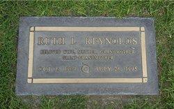 Ruth Lucille <I>Shaw</I> Reynolds