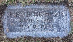 John H. Thompson