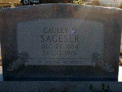 Cauley D. Sageser