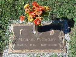 "Michael W ""Mike"" Bailey"