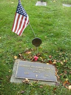 Donald Richard Lear, Sr