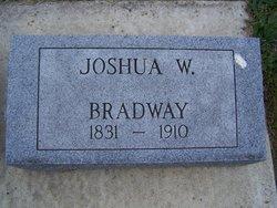 Joshua W Bradway