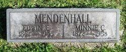 Minnie <I>Chapin</I> Mendenhall