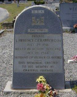 Pvt Lawrence C. Crawford, Sr