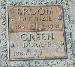 Dora B Green