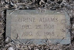 Urine Adams