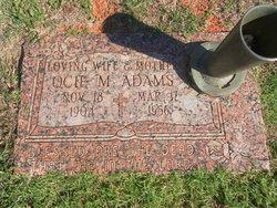 Ocie Adams
