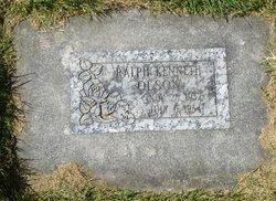 Ralph Kenneth Olson