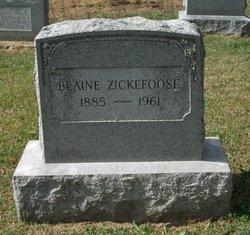 Blaine Zickefoose