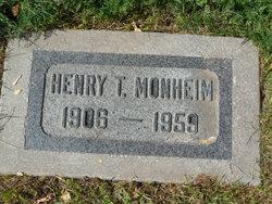 Henry Thomas Monheim