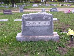 Maude <I>McCarty</I> Cadenhead