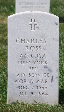 Charles Ross Agrusa