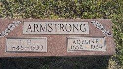 """Isaac Huntley """"Ike"""" Armstrong"""