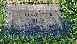 Clarence Banty Rich