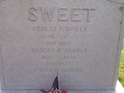 Dorcas B <I>Arnold</I> Sweet