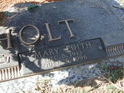 Mary Edith <I>Townsend</I> Aderholt