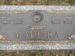 Ruth Violet <I>Heltzinger</I> Madeira