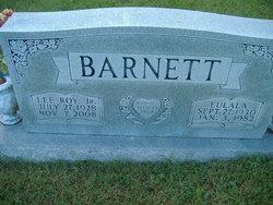 Lee Roy Barnett, Jr