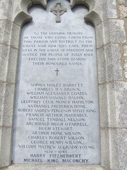 Capt William Oswald Halpin