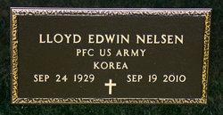 Lloyd Edwin Nelsen