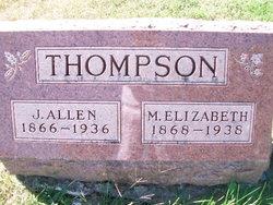 James Allen Thompson