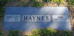 "Robert Scott ""Bob"" Haynes"