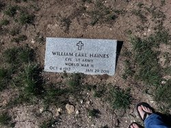 William Earl Haines
