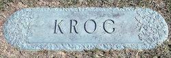 Walter C Krog