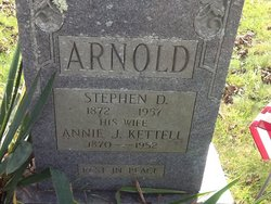 Stephen Douglas Arnold