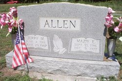 Jerry M Allen