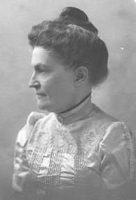 "Eleanor Lytle ""Nellie"" <I>Kinzie</I> Gordon"