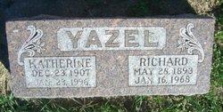 Katherine W Yazel