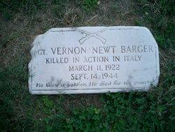 "Vernon G. ""Newt"" Barger"