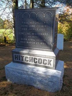 Emeline <I>Woodward</I> Hitchcock