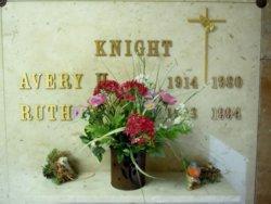 Ruth M. <I>Wylie</I> Knight