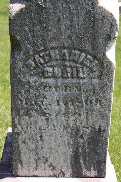 Nathaniel Cecil