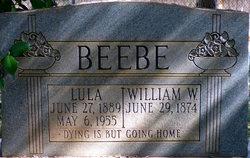 William W Beebe