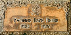 Yvonne Faye Beebe