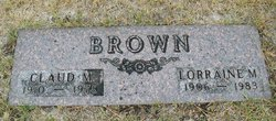 Lorraine Mary <I>Murphy</I> Brown