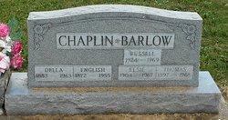 Elsie <I>Chaplin</I> Barlow