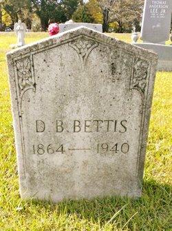 David B. Bettis