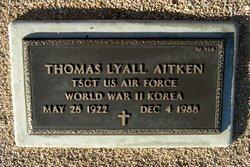 Thomas L Aitken
