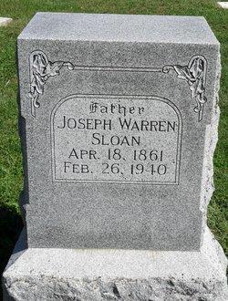 Joseph Warren Sloan