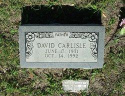 David Lee Carlisle, Sr